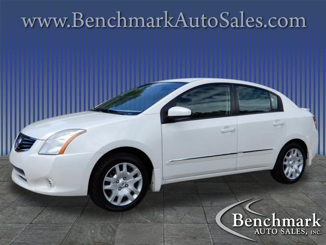 2012 Nissan Sentra for sale by dealer