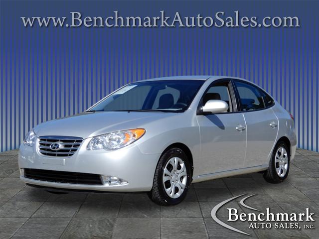 2010 Hyundai Elantra GLS for sale by dealer
