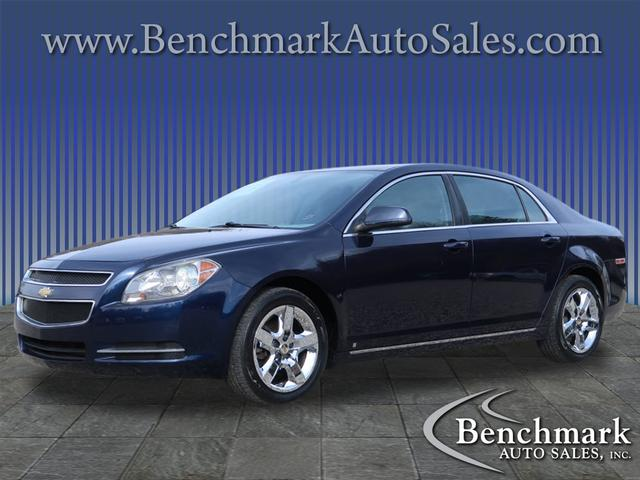 2010 Chevrolet Malibu LT for sale by dealer