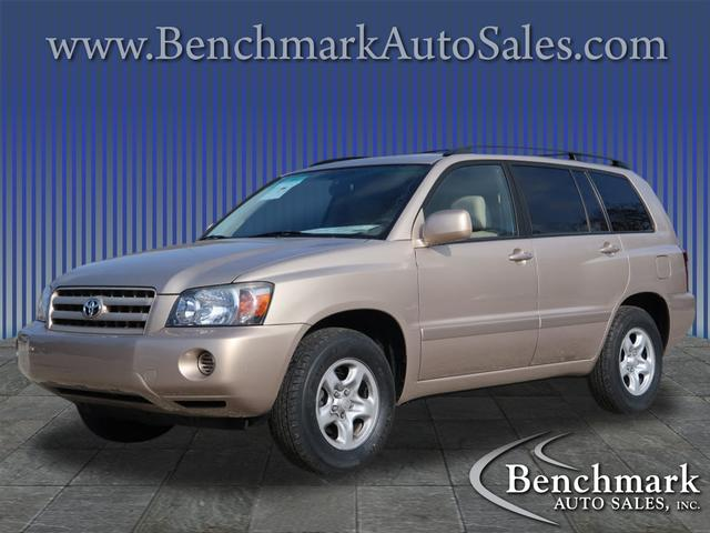 2006 Toyota Highlander Base for sale by dealer