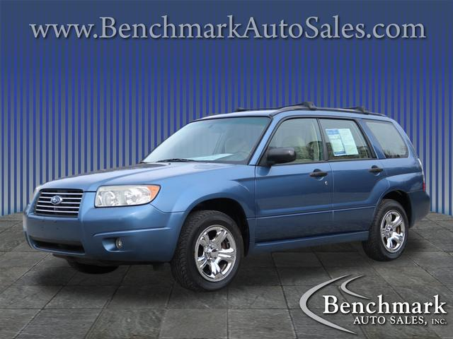2007 Subaru Forester 2.5 X for sale by dealer