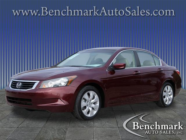 2008 Honda Accord EX-L for sale by dealer