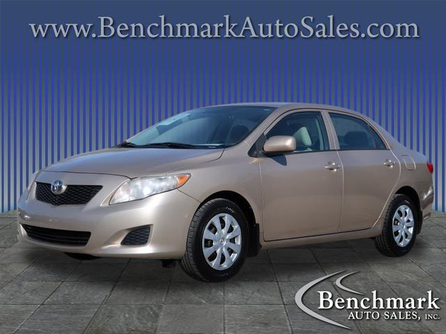 2010 Toyota Corolla LE for sale by dealer