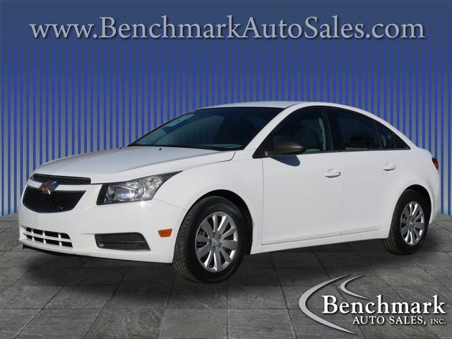 2011 Chevrolet Cruze LS for sale by dealer