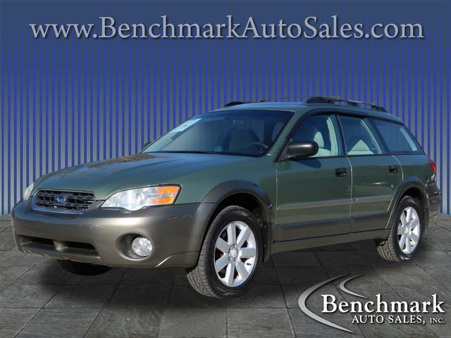 2006 Subaru Outback 2.5i for sale by dealer