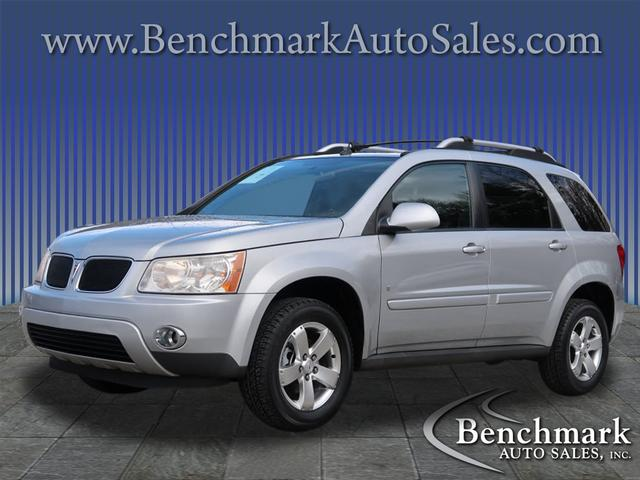 2006 Pontiac Torrent Sport Utility 4D for sale by dealer