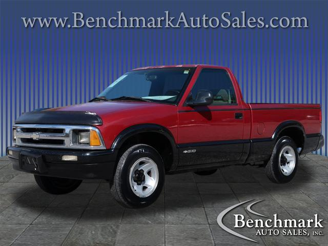 1994 Chevrolet S-10 LS for sale by dealer