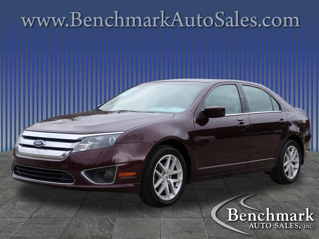 2011 Ford Fusion SEL Sedan 4D for sale by dealer