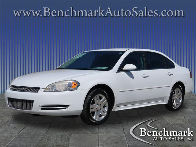 2012 Chevrolet Impala LT Fleet for sale by dealer
