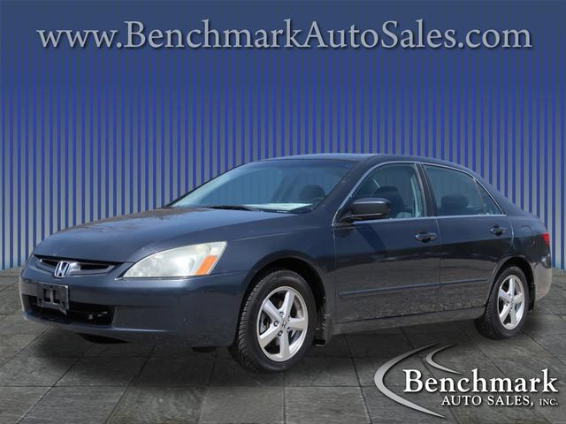 2005 Honda Accord EX w/Leather for sale by dealer