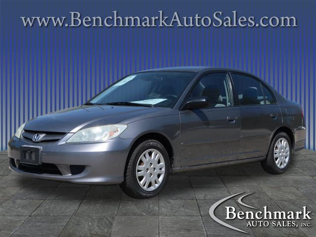 2004 Honda Civic LX for sale by dealer