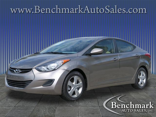 2013 Hyundai Elantra GLS for sale by dealer