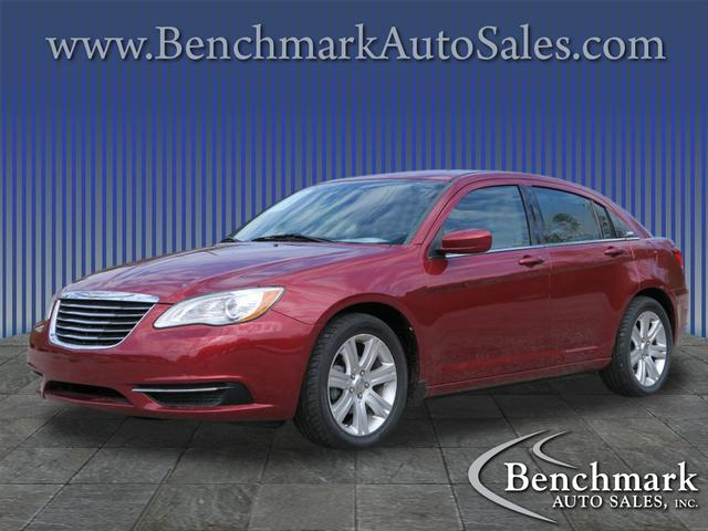 2012 Chrysler 200 Touring 4dr Sedan for sale by dealer