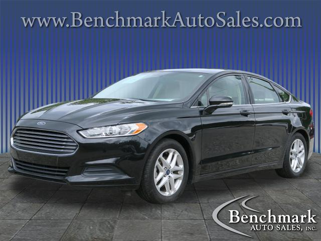 2015 Ford Fusion SE 4dr Sedan for sale by dealer