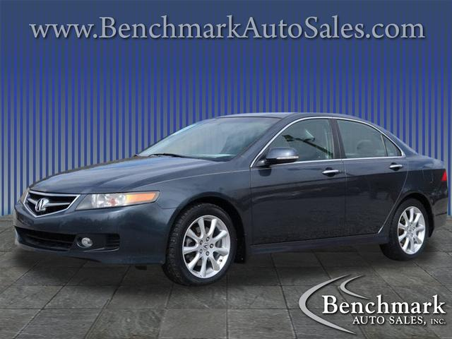 2008 Acura TSX Sedan 4D for sale by dealer