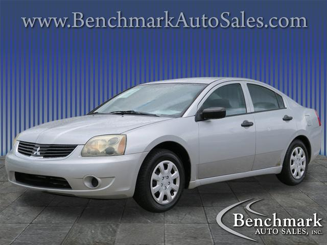 2007 Mitsubishi Galant DE for sale by dealer