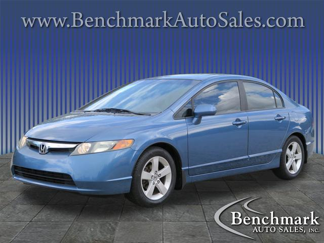 2008 Honda Civic EX for sale by dealer