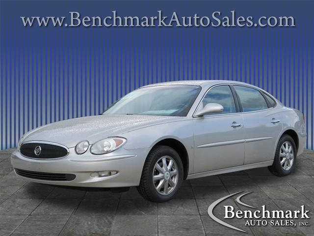 2007 Buick LaCrosse CXL 4dr Sedan w/ Side Curtain for sale by dealer