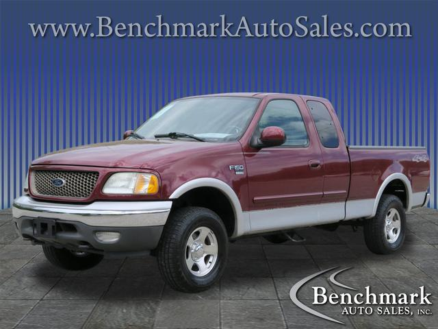 2003 Ford F-150 XLT for sale by dealer