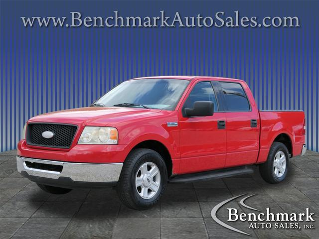 2006 Ford F-150 King Ranch 4dr SuperCrew Style for sale by dealer