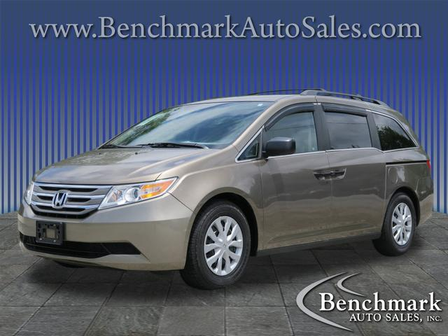 2012 Honda Odyssey LX 4dr Mini-Van for sale by dealer