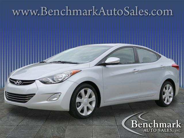 2013 Hyundai Elantra Limited for sale by dealer