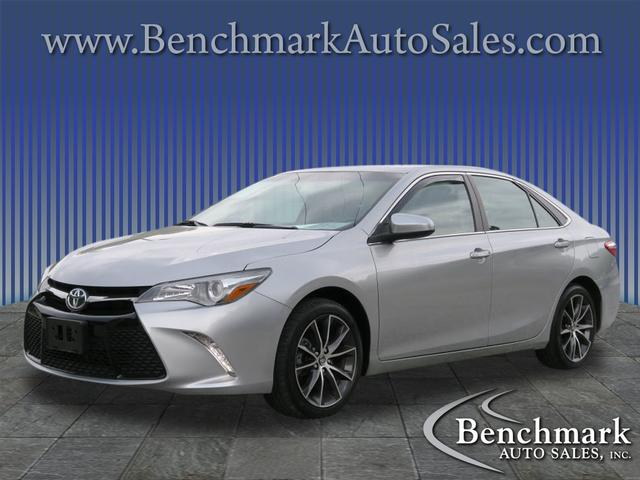 2015 Toyota Camry XSE for sale by dealer