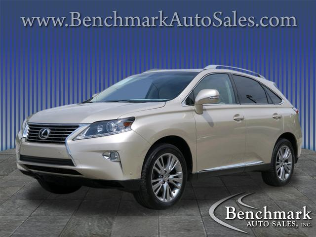 2013 Lexus RX 350 AWD 4dr SUV for sale by dealer