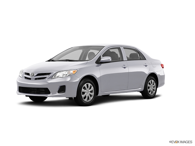 2013 Toyota Corolla L 4dr Sedan 4A for sale by dealer