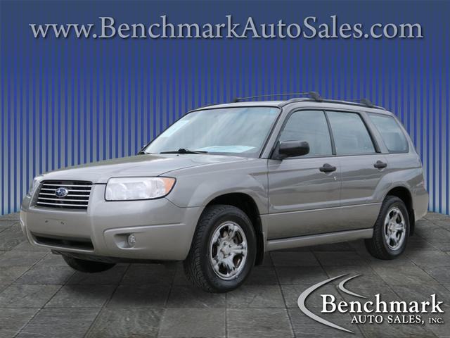 2006 Subaru Forester AWD 2.5 X 4dr Wagon w/Automati for sale by dealer
