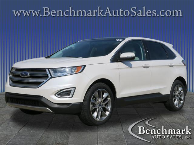 2015 Ford Edge Titanium for sale by dealer