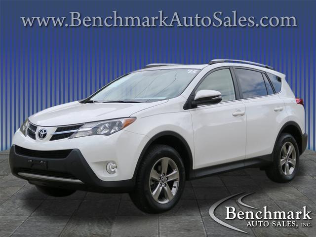 2015 Toyota RAV4 XLE for sale by dealer