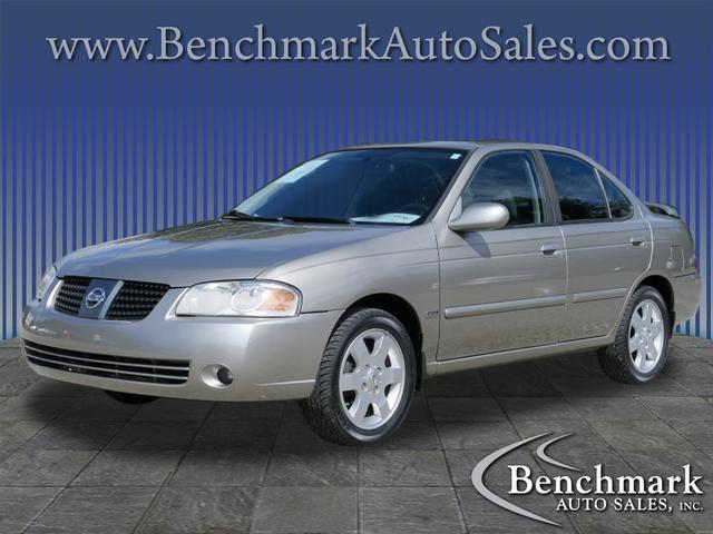 2006 Nissan Sentra 1.8 S for sale by dealer