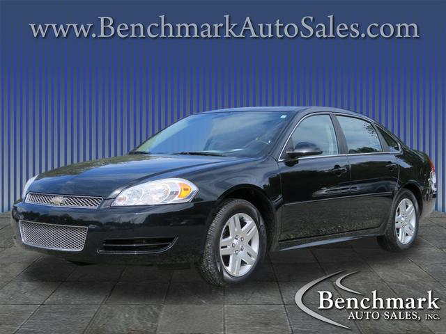 2012 Chevrolet Impala LT Fleet for sale by dealer