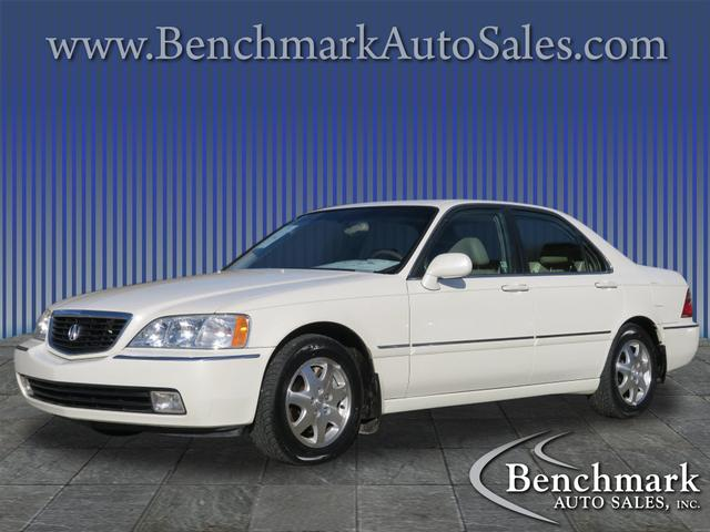 2002 Acura RL 3.5 for sale by dealer