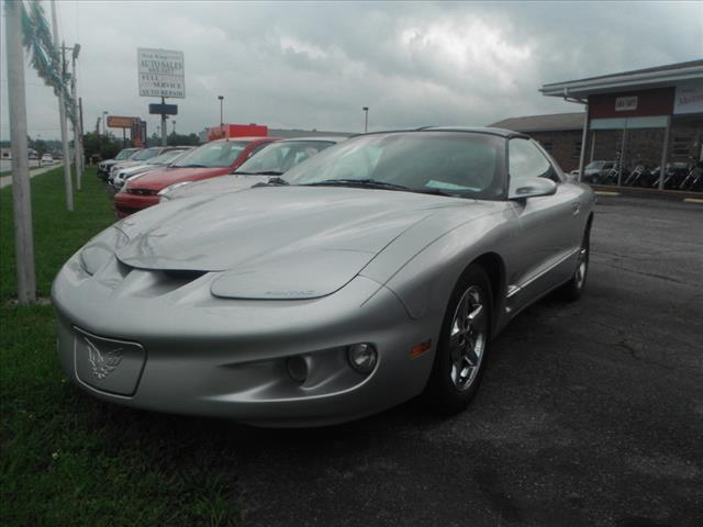 1998 PONTIAC FIREBIRD V6 RWD for sale by dealer