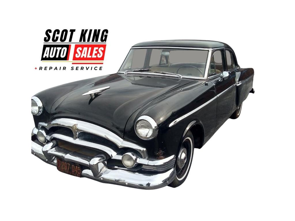 1954 PACKARD CLIPPER DELUX for sale by dealer