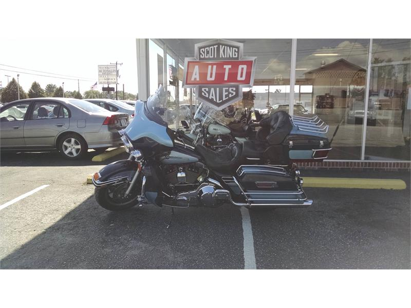 1999 HARLEY-DAVIDSON FLHTCUI SHRINE for sale by dealer