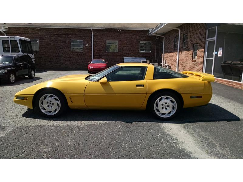 1995 CHEVROLET CORVETTE for sale by dealer