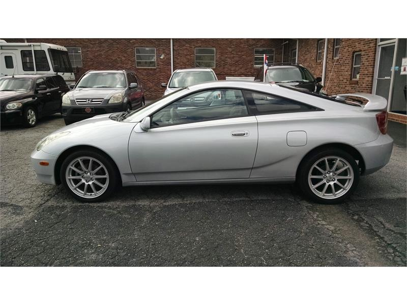 2004 TOYOTA CELICA GT for sale by dealer