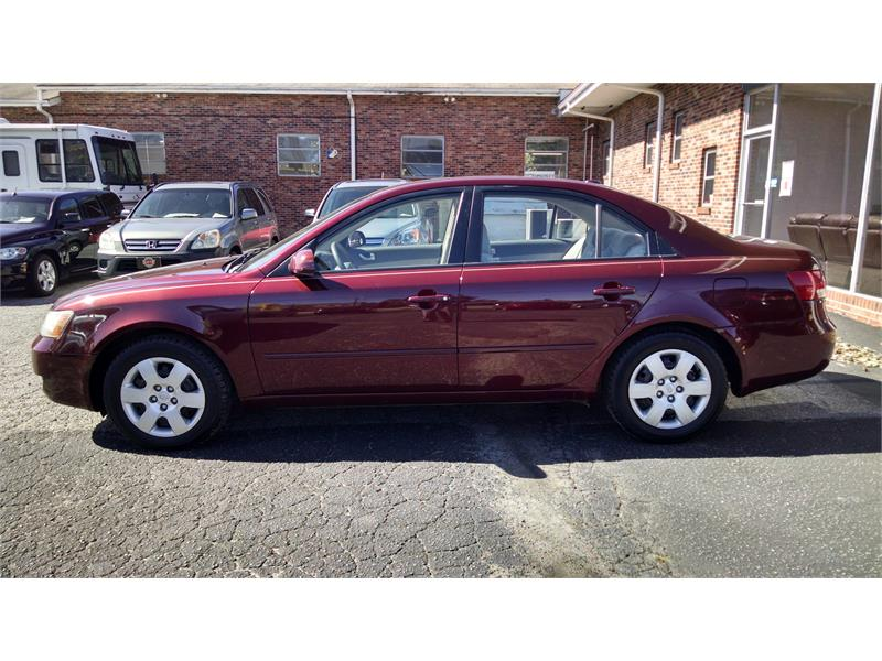 2008 HYUNDAI SONATA GLS for sale by dealer