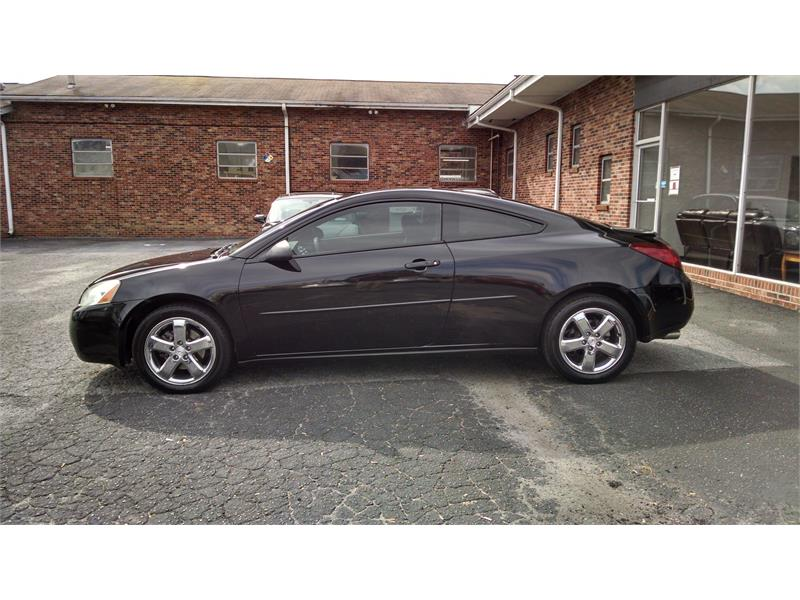 2006 pontiac g6 gt for sale in hendersonville. Black Bedroom Furniture Sets. Home Design Ideas
