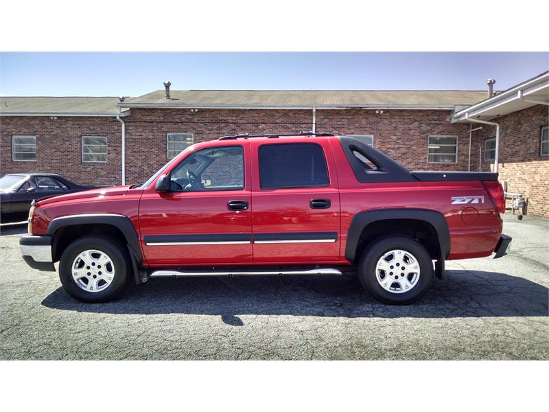 2003 Chevrolet Avalanche 1500 4WD for sale by dealer
