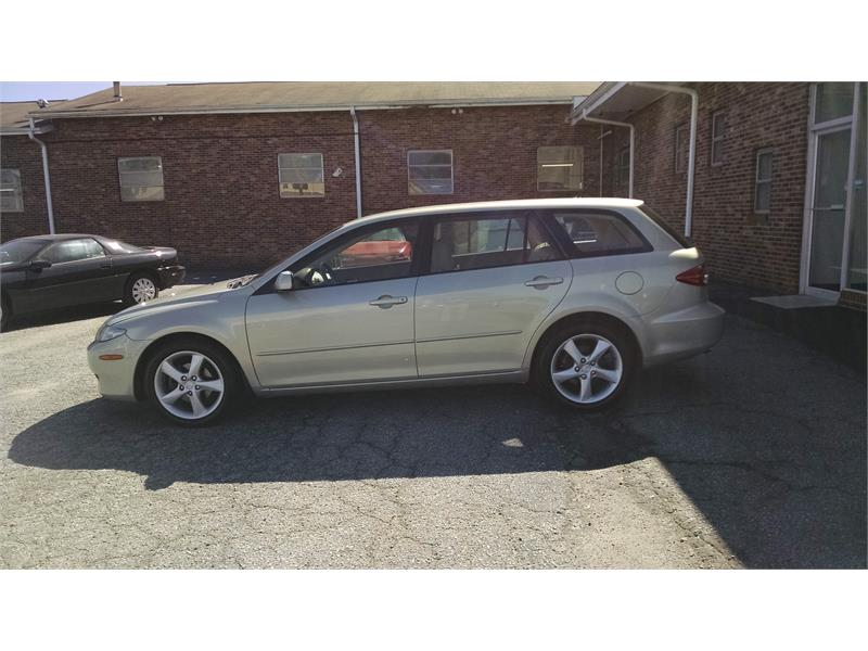 2004 Mazda MAZDA6 Sport Wagon s for sale by dealer