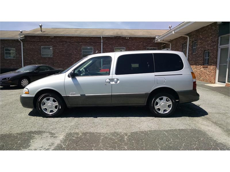 2002 Mercury Villager Sport Plus for sale by dealer
