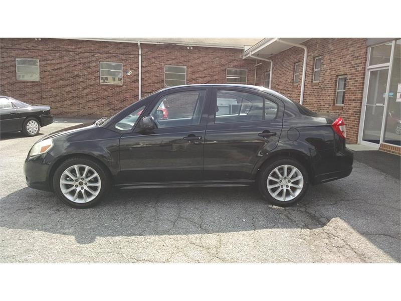 2009 Suzuki SX4 Sport Base for sale by dealer
