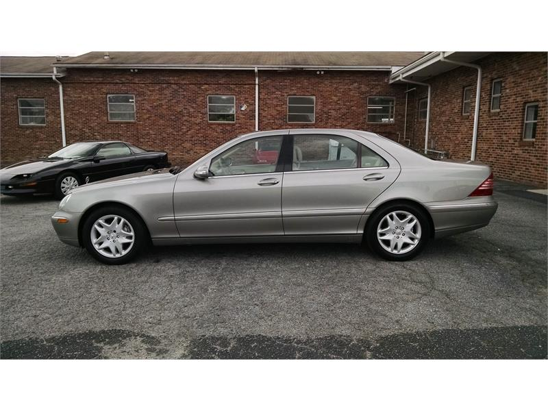 2003 Mercedes-Benz S-Class S430 for sale by dealer