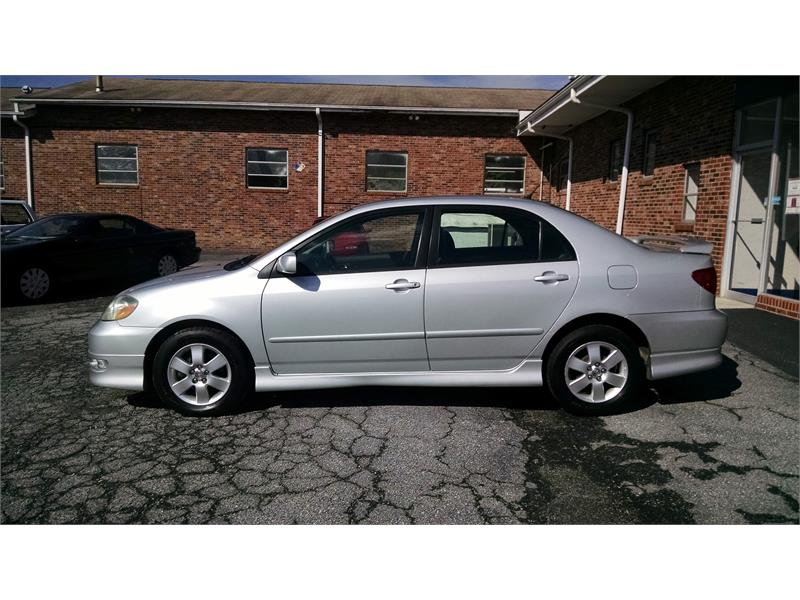 2005 Toyota Corolla CE-S for sale by dealer