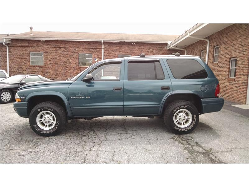 2000 Dodge Durango 4WD for sale by dealer