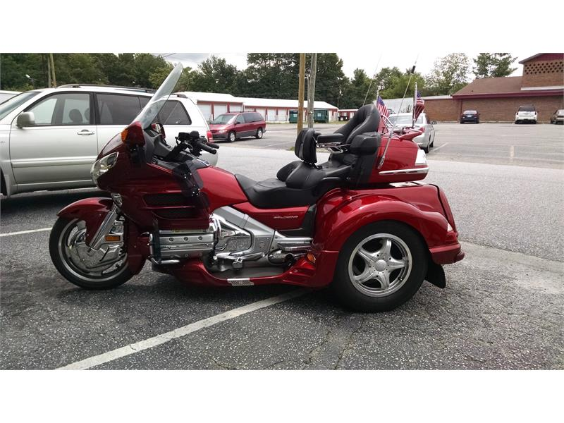 2008 Honda GL1800 - for sale by dealer